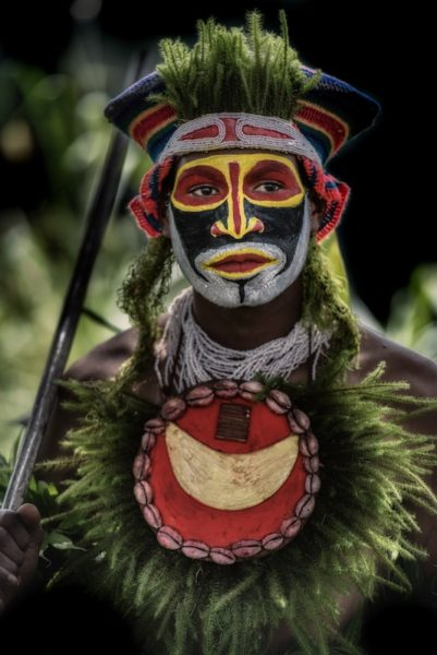 festivals in papua new guinea trevor cole
