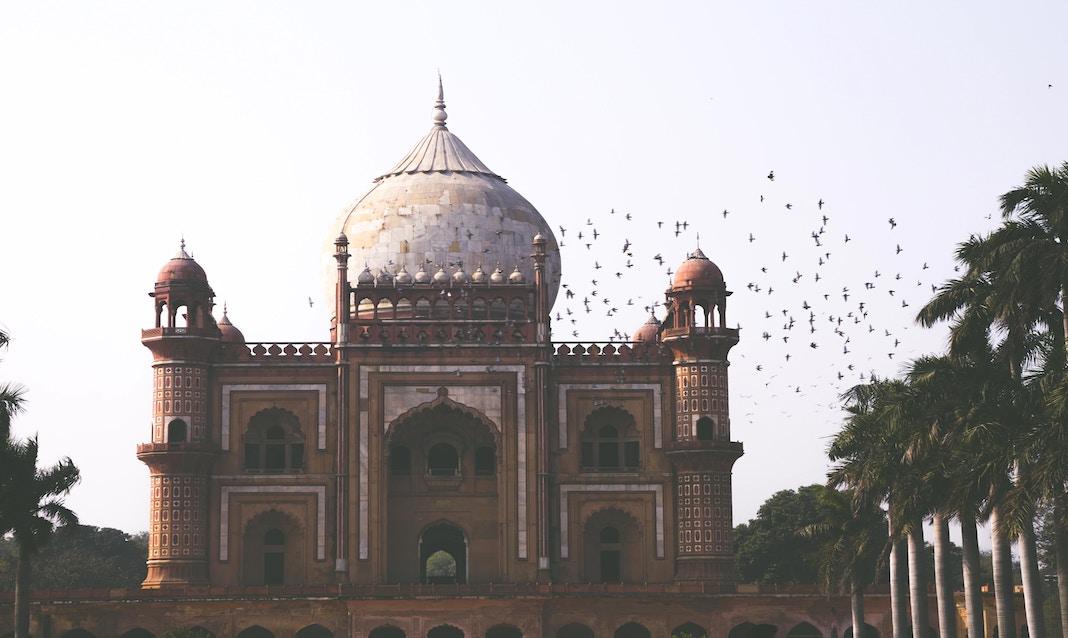 delhi architecture hans vivek