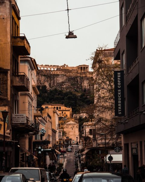 instagram guide to athens
