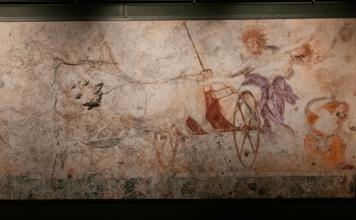 ancient greek mural