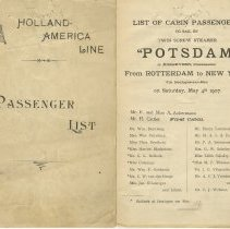 Holland America Line  Also known as HollandAmerica Line