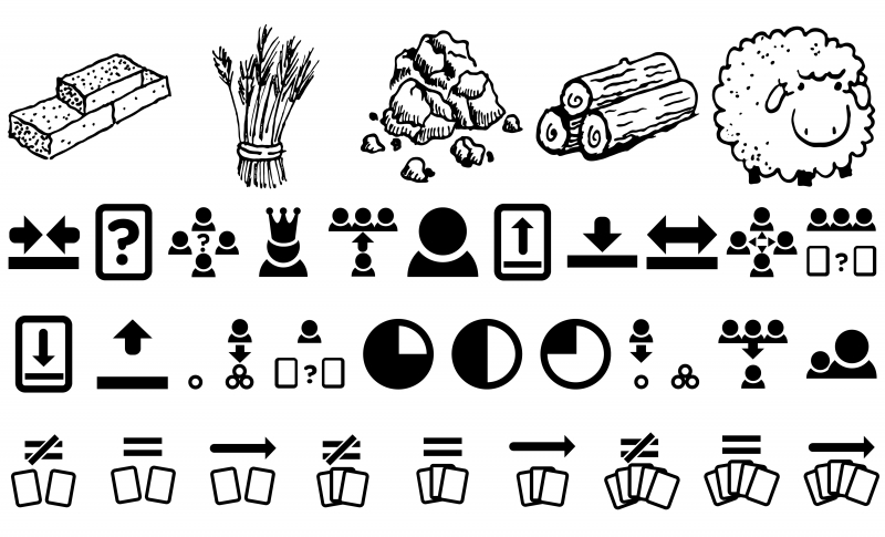 Support Daniel Solis creating Game Icons