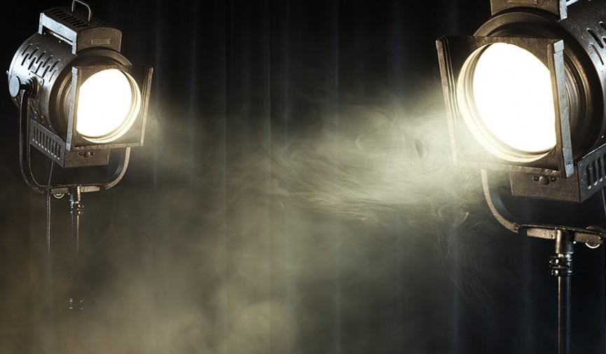 Professional Filming Equipment Lighting