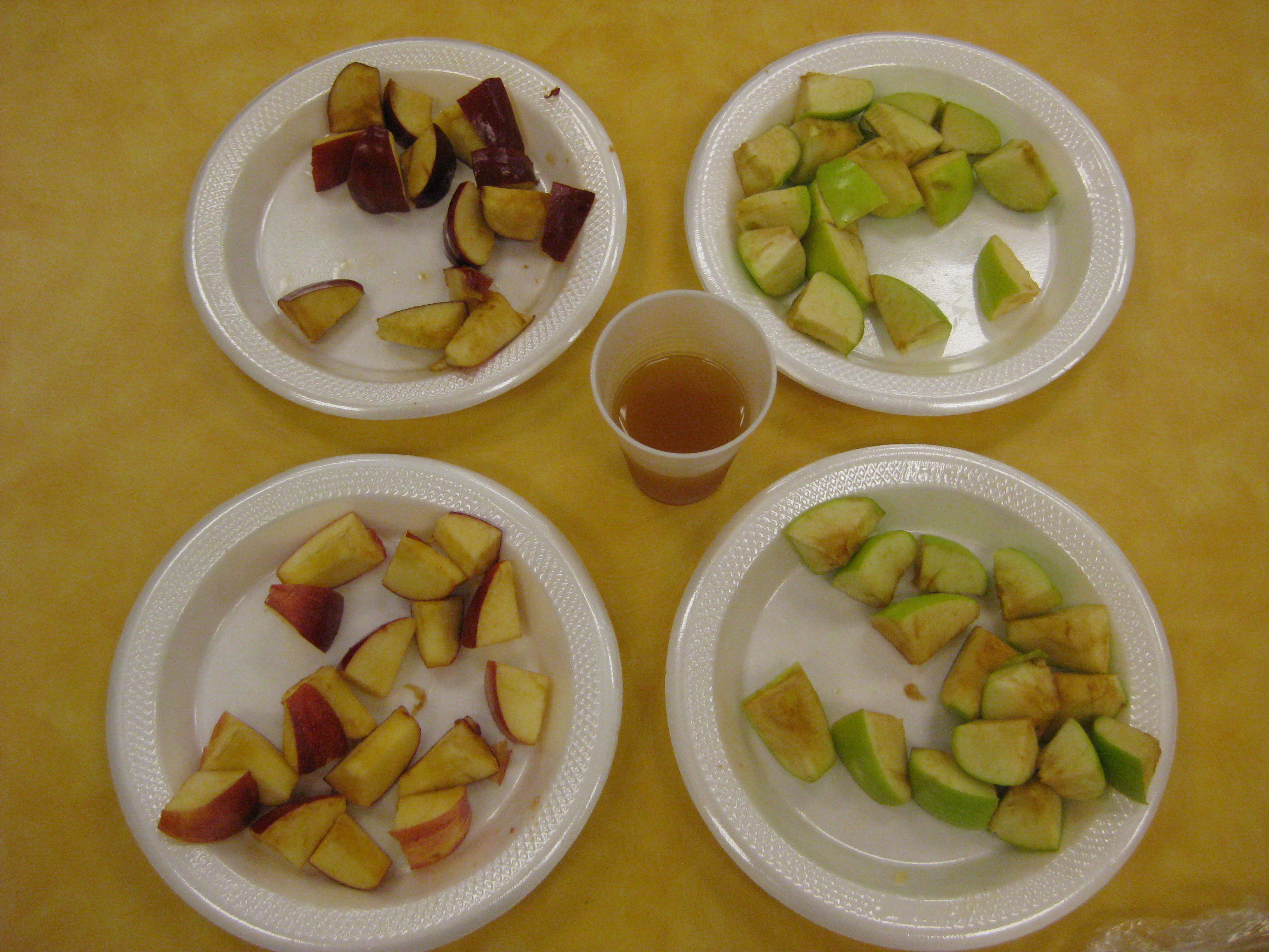 Apple Day 2012 Mrs Douts First Grade Happenings