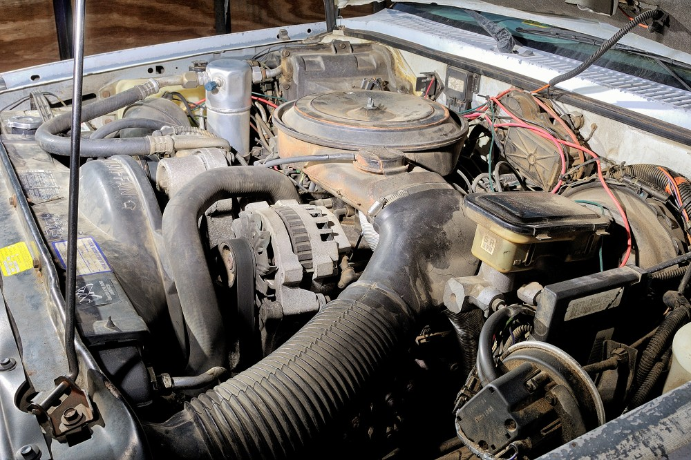 medium resolution of start the engine raise the hood and listen for any audible hissing noises coming from any of the vacuum lines if you can pinpoint the location audibly