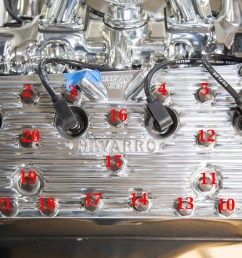 according to van pelt sales ford flathead specifications web page the count is as follows all 136 cubic inch engines have 17 studs all 337 cubic inch  [ 3000 x 2000 Pixel ]