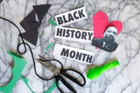 Black History Month Decorating Idea   Our Everyday Life