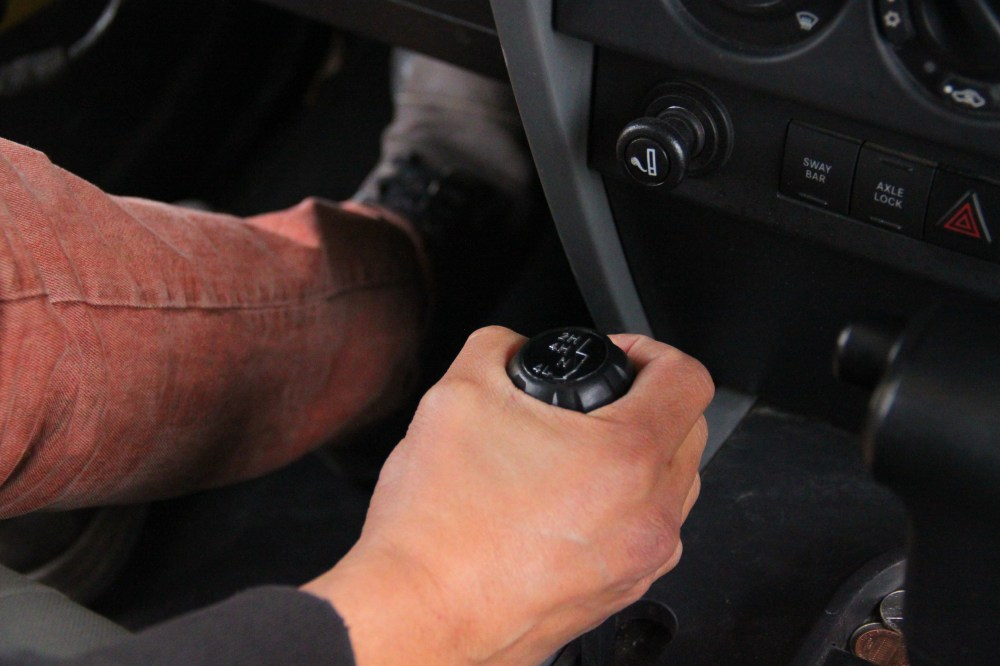 medium resolution of release the brake pedal and allow the jeep to coast do not apply the gas pedal