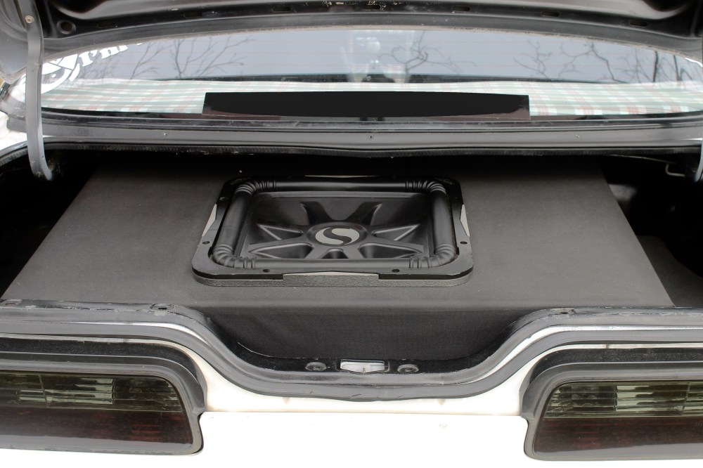 medium resolution of choose a subwoofer speaker system and amplifier that fits your car s current system and meets your audio needs you have two basic options you can purchase