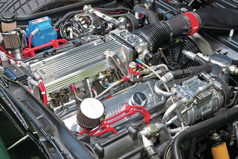 Corvette L98 Engine Specs