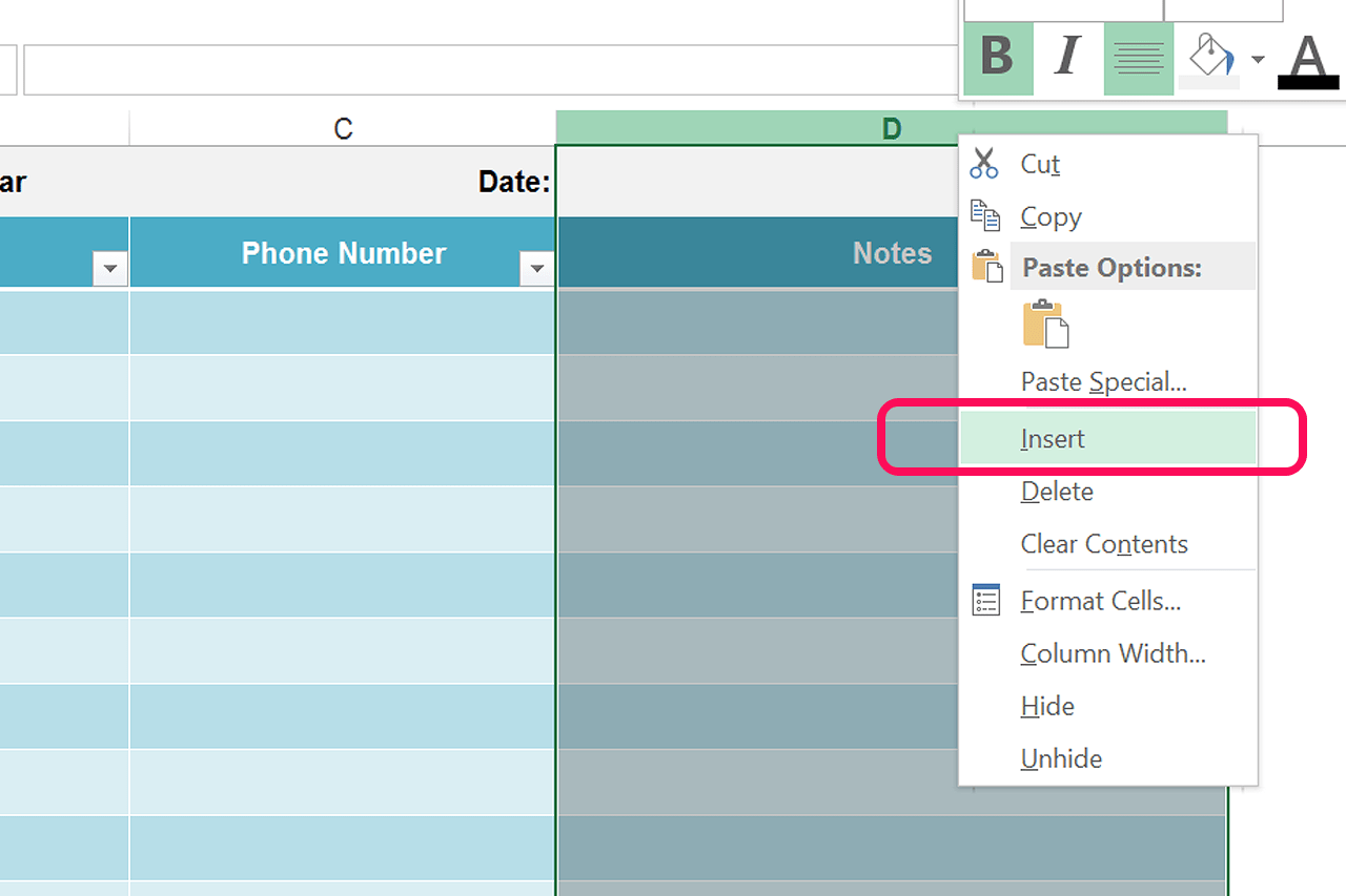 How To Build A Daily Appointment Calendar In Excel