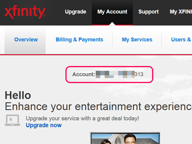 How Can I Get My Comcast Account Number  Techwallacom