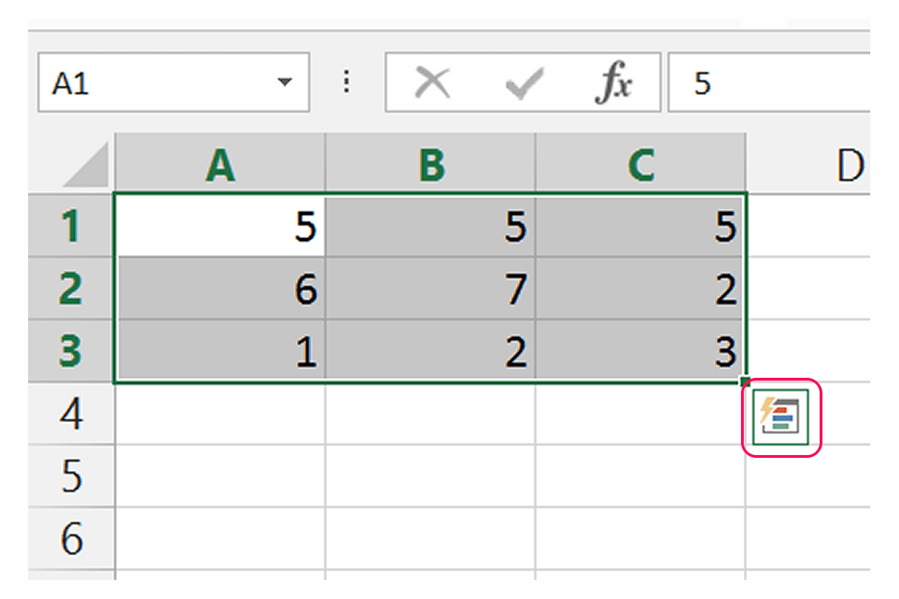 How To Sum A Column Or Row Of Excel Cells