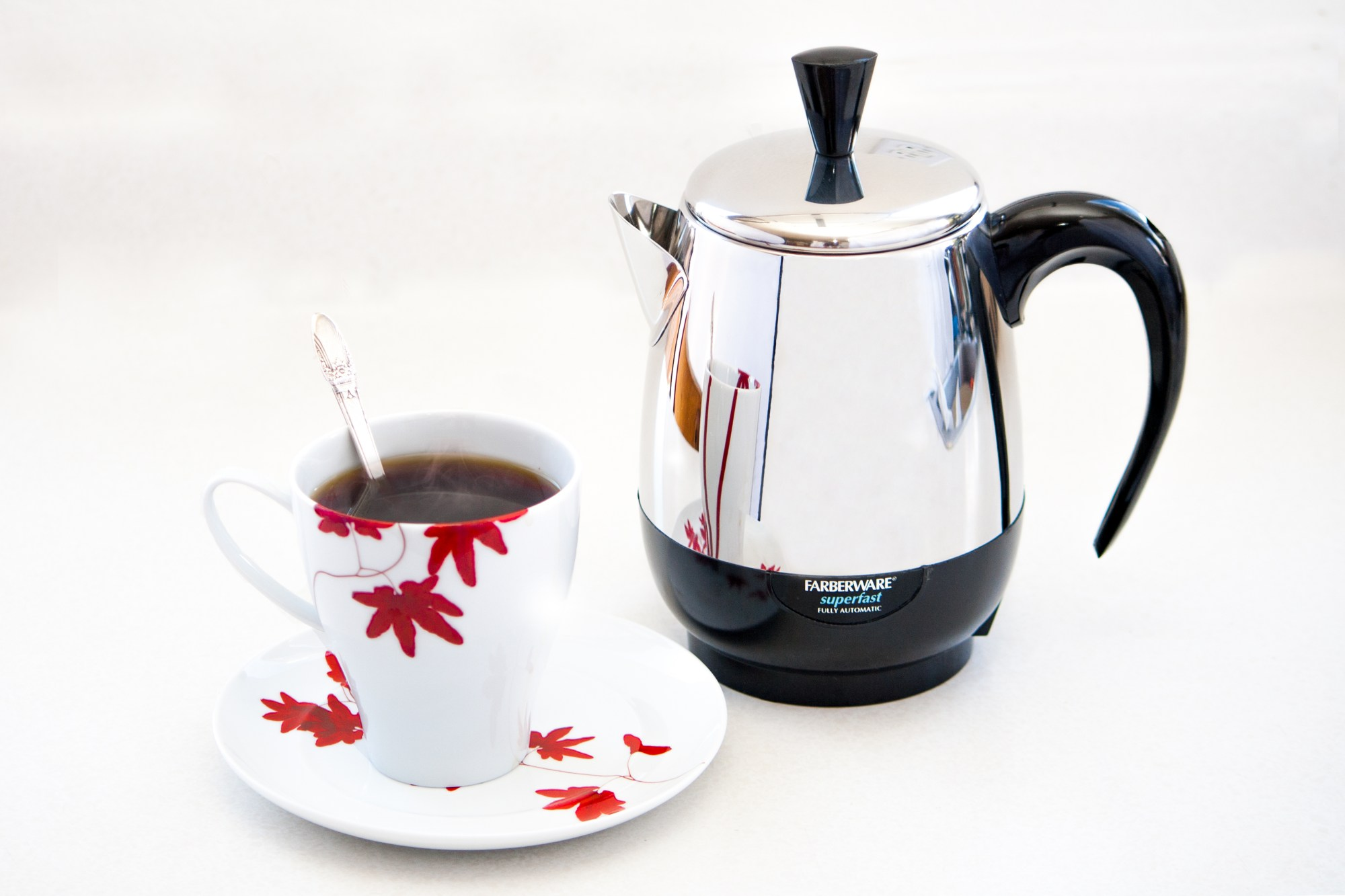 hight resolution of how to operate a farberware percolator
