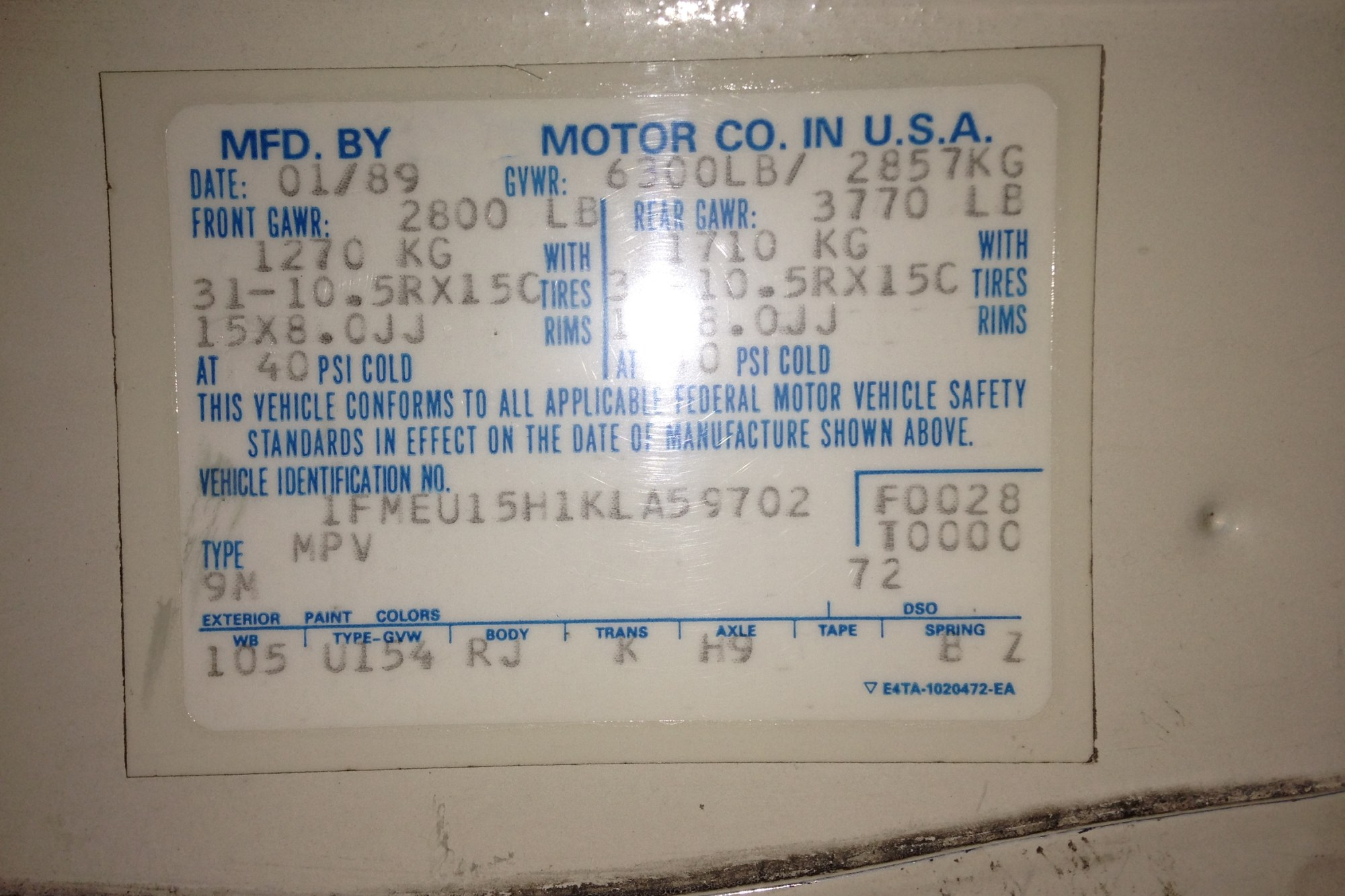 hight resolution of find the year of the vehicle the transmission came from c3 1973 to 1984 c4 1964 to 1986 c5 1973 to 1986 c6 1965 to 1991 a4ld 1984 to 1995 aod 1981