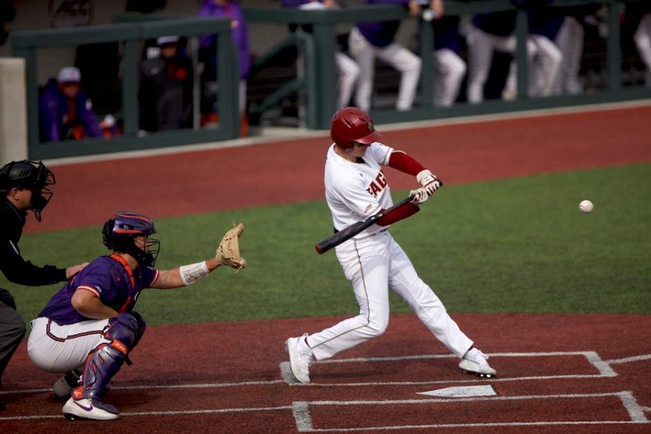Clemson Ties it Late, but Eagles Win in Extras in ACC Tourney Opener