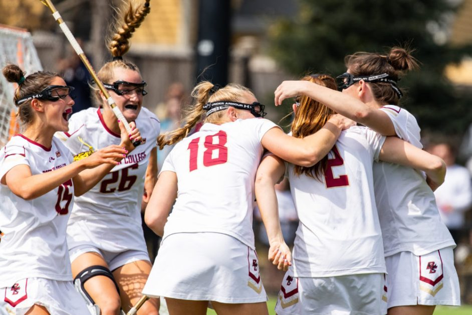 Eagles Earn Two Tewaaraton Finalists for First Time in Program History