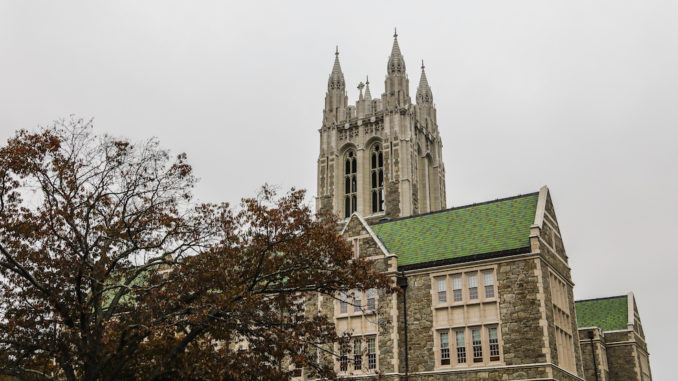 BC Professors Call for Changes in the Church