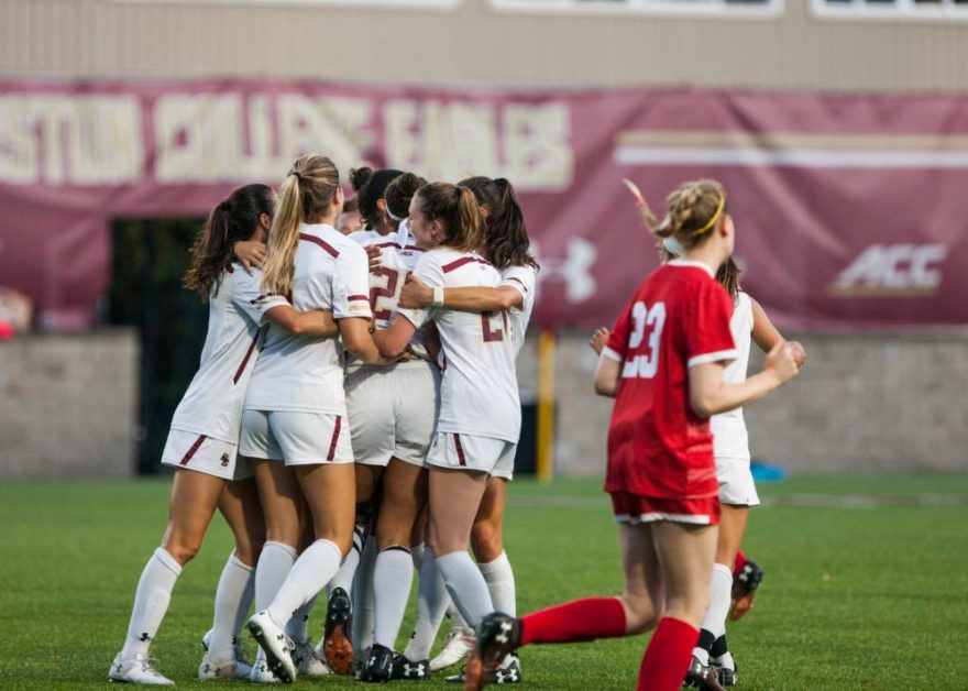 Eagles Notch First Shutout of Season, Maintain Perfect Start with Win Over BU