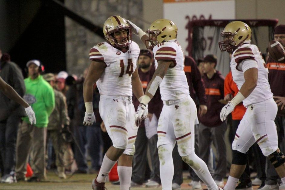 BC Depth Chart: What the Defense Looks Like Entering Week 1