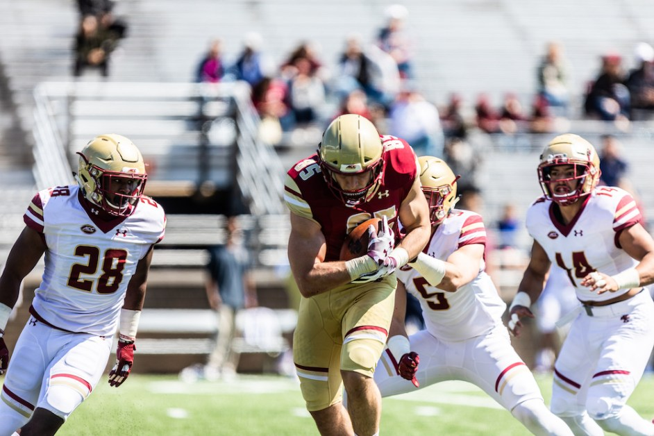 BC Depth Chart: What the Offense and Special Teams Look Like Entering Week 1