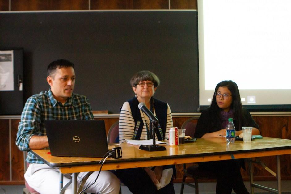 Three Faculty Members Share Experiences at U.S.-Mexico Border