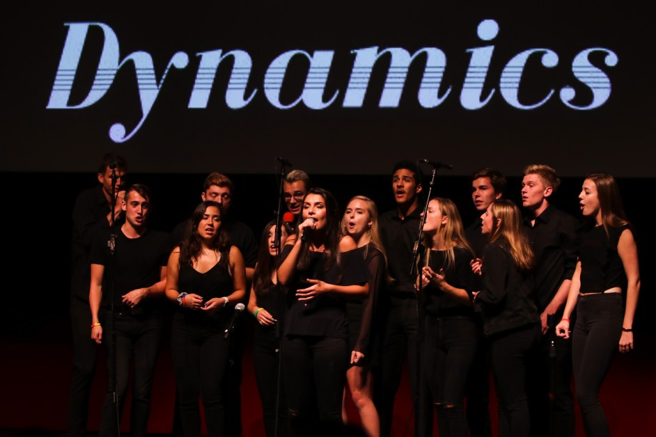 A Capella Groups Raise Awareness for Childhood Cancer
