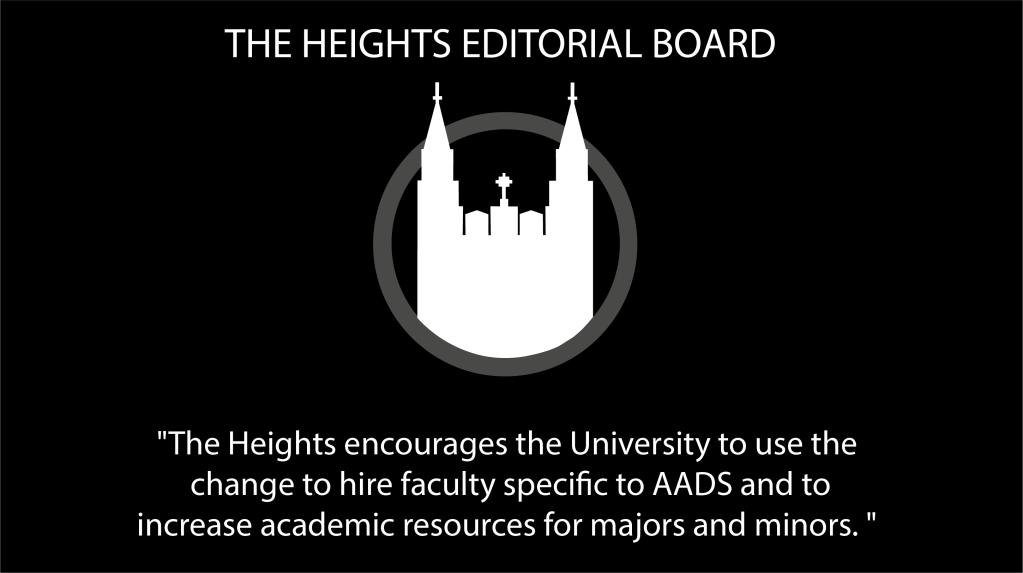 Editorial: AADS Program Should Hire Diaspora-Based Faculty