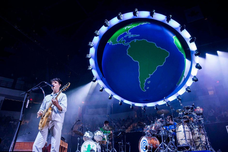 Vampire Weekend Revives Deep Cuts for Boston Show
