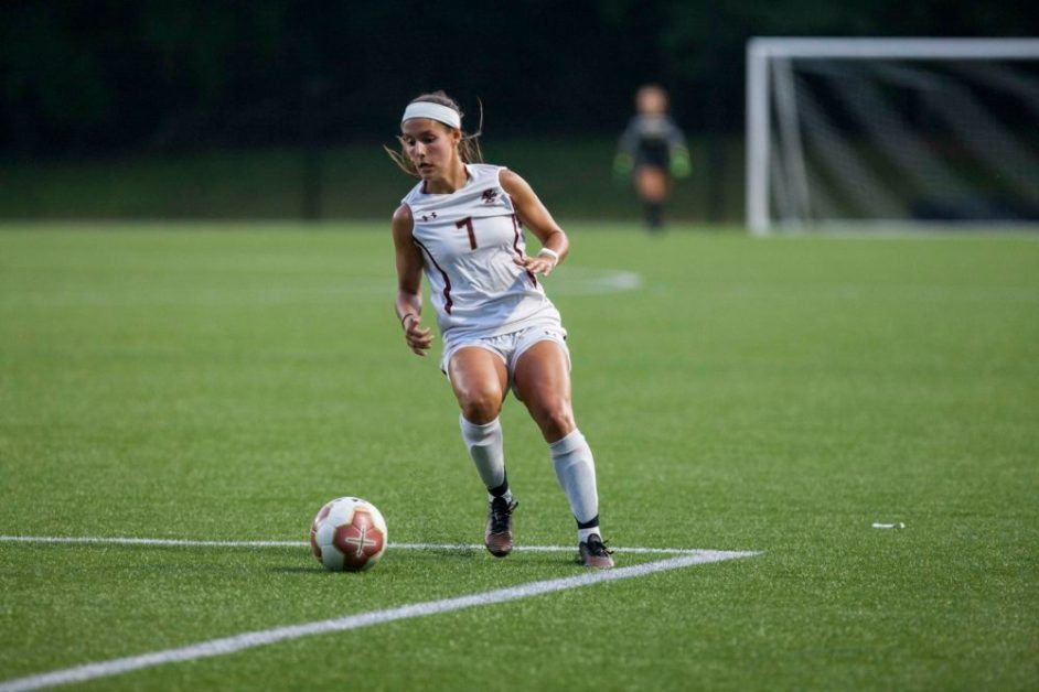 Eagles Concede 88th Minute Equalizer, Settle for Draw Against Wake Forest