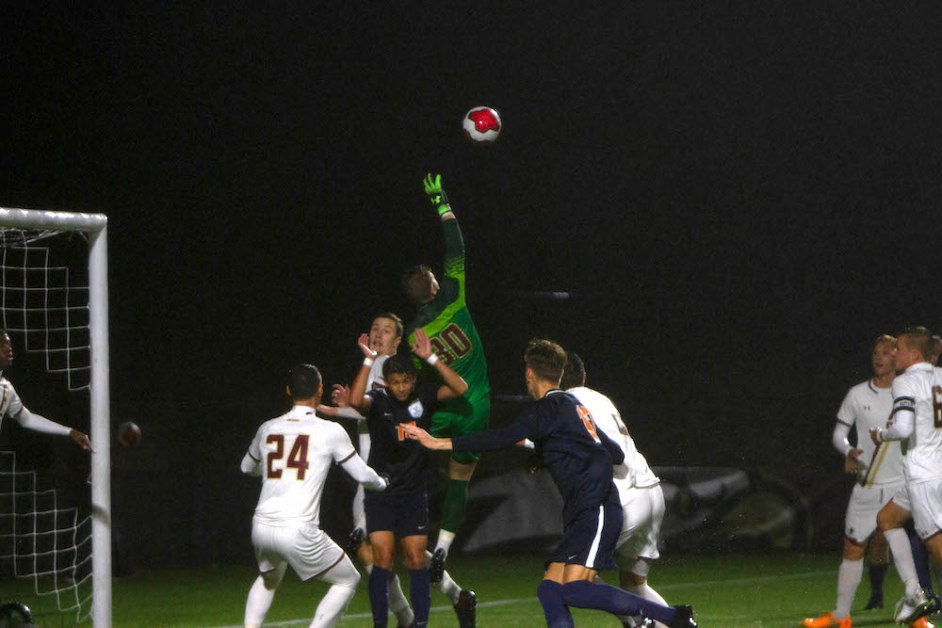Own Goal Costs Cavaliers in Draw With BC