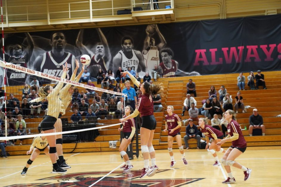 BC Rallies to Beat Wake Forest, Move to 4-0 in ACC Play