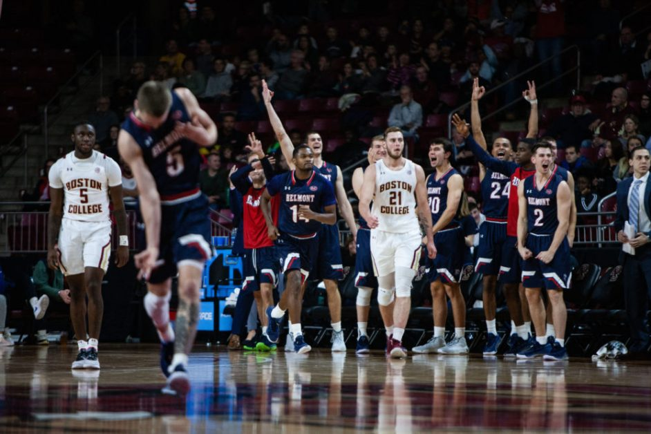 Eagles Defense Nonexistent in Blowout Loss to Belmont