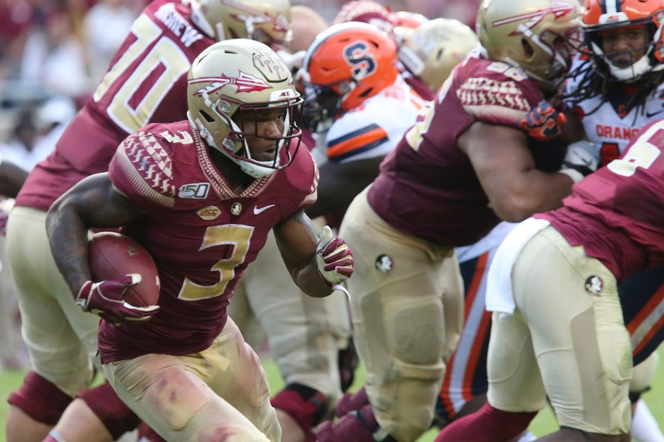 Previewing 2019 Football: vs. Florida State