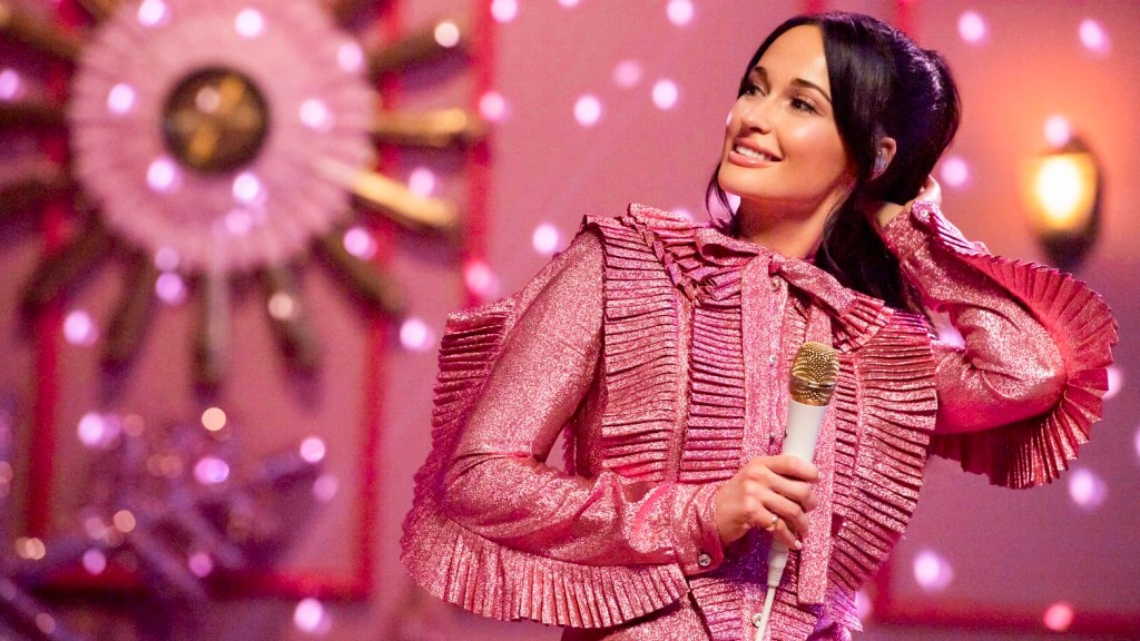 Musgraves' Christmas Special is a Merry Interruption