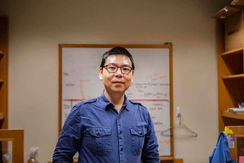Niu Receives Prestigious New Innovator Award From NIH