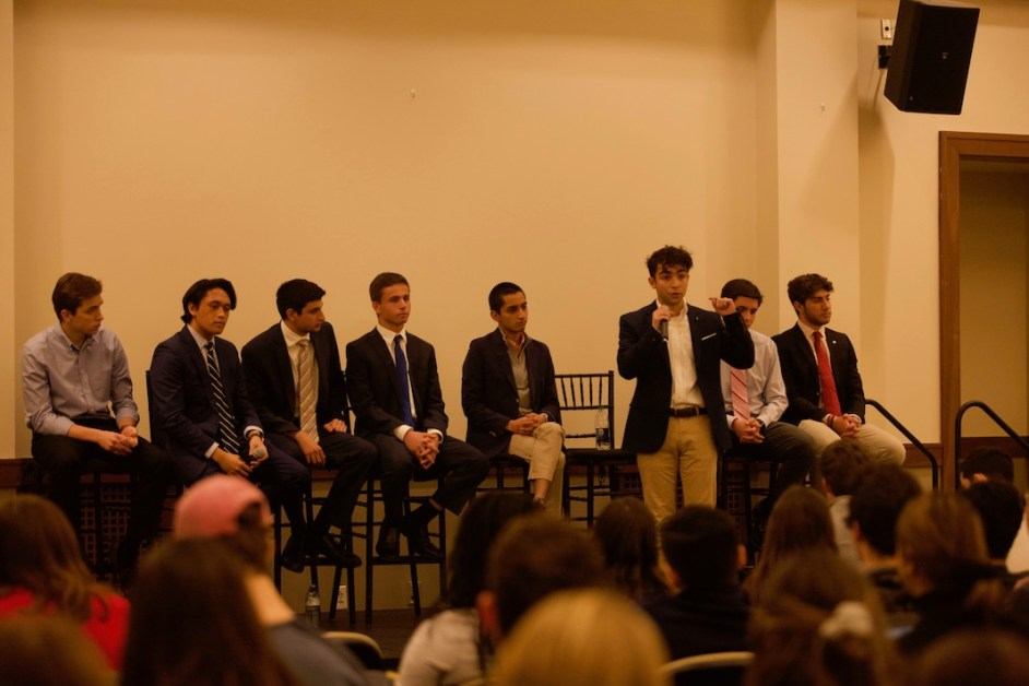 UGBC Executive Debate on Diversity and Inclusion Held