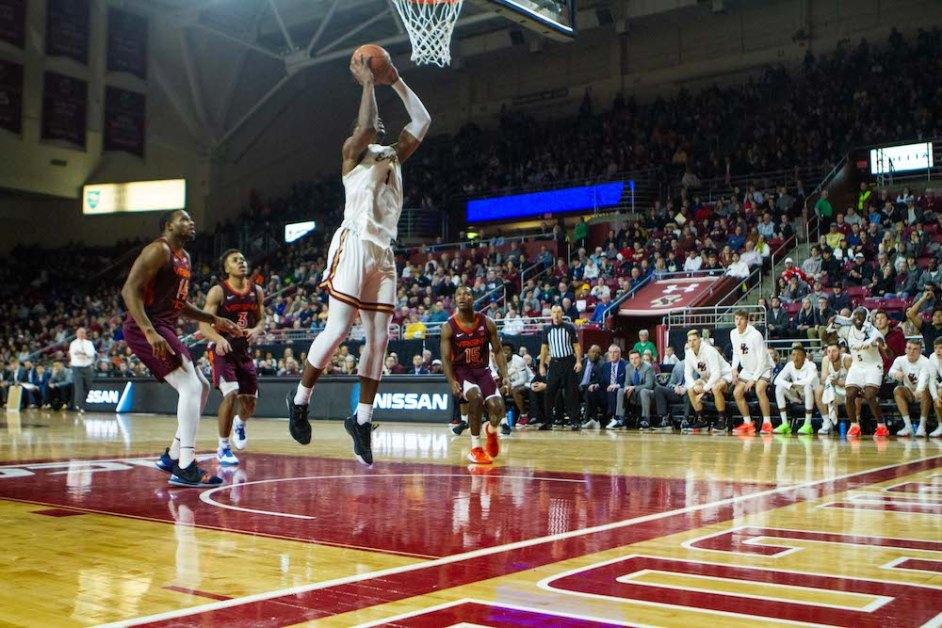 Notebook: BC Snaps Losing Skid in Defensive Battle Against Virginia Tech