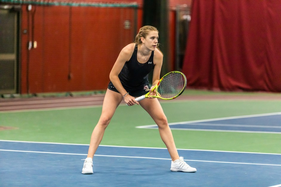 BC Women's Tennis off to a Hot Start After Back-to-Back Victories