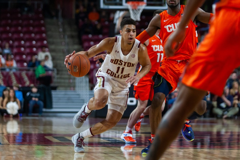 Eagles Cede Fourth-Straight Game, Fall to Orange