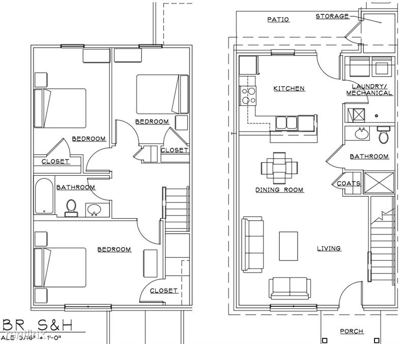 Parrish Greene Apartments (57 Parrish Green Ln), Estill