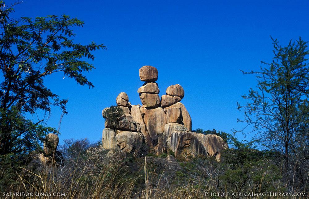 Matobo National Park  Travel guide Map  More