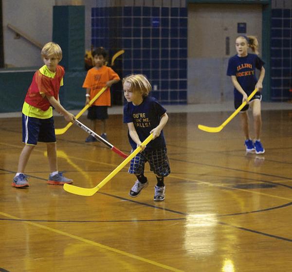 Floor Hockey  Orono Community Education