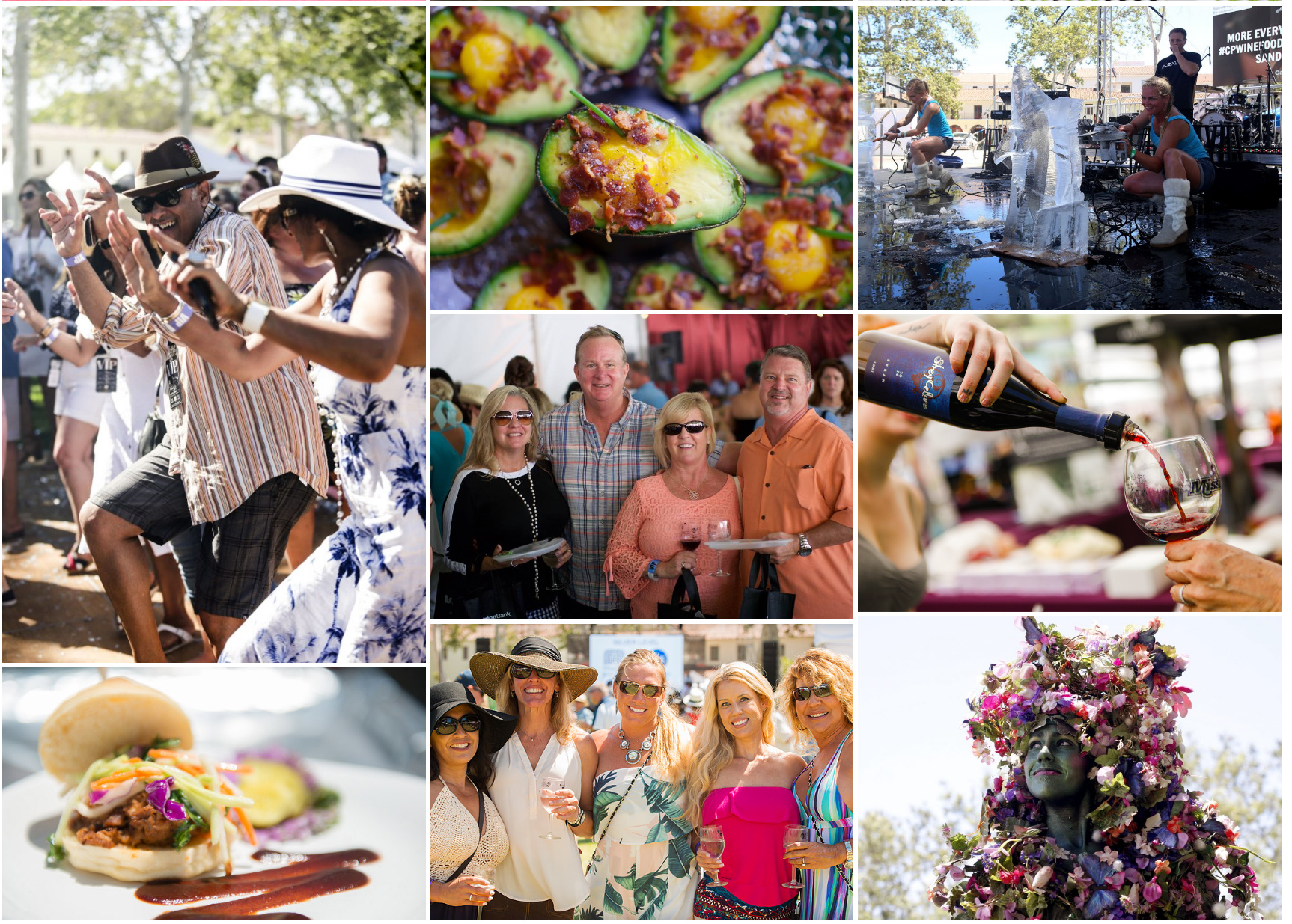 Casa Pacifica Wows the Foodies at Their Annual Wine, Food, and Brew Festival in Camarillo