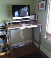 Hack a Standing Desk from IKEA