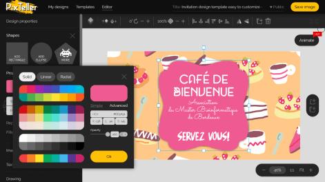 PixTeller - Free Graphic Design Software