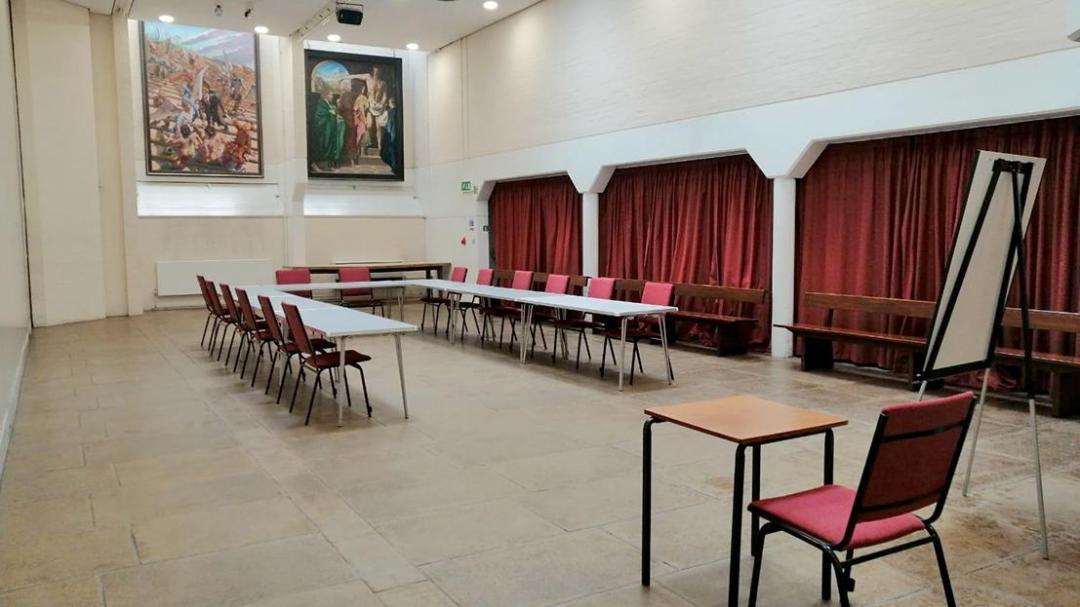 Newman Room Part 2  Classroom setup