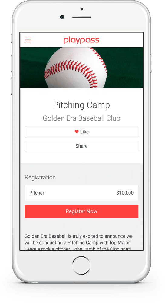 baseball scheduling software free