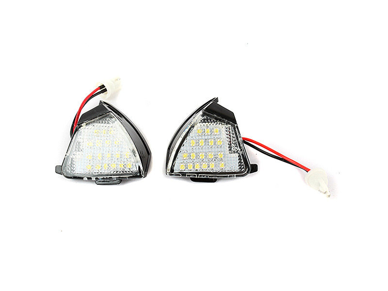 LED Under Side Mirror Puddle Light For VW Golf 5 Passat B6