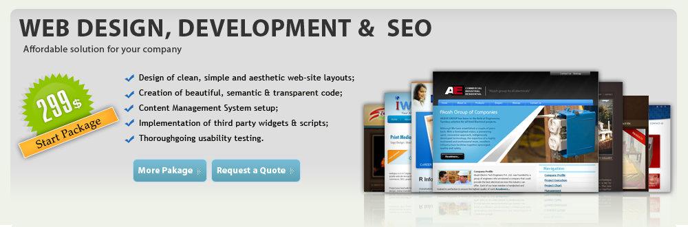 Kipzer is Top Ten Best Web Development Company in India Web Designers USA Web Design Canada UK